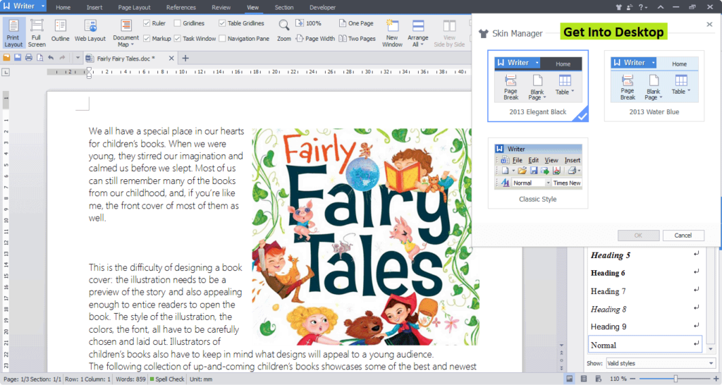 WPS Office 2016 Premium Multilingual Free Download - Get Into PC