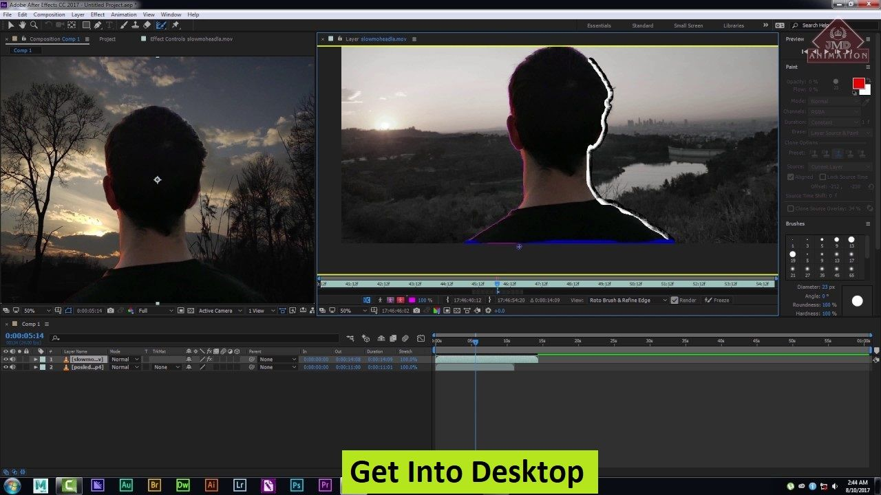 Adobe After Effects CC 2019 16 0 Free Download - Get Into PC