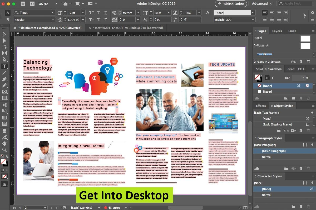 adobe indesign cc free download for mac