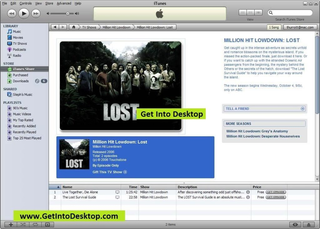 Apple itunes 12 9 0 Build 164 For Mac Free Download - Get Into PC