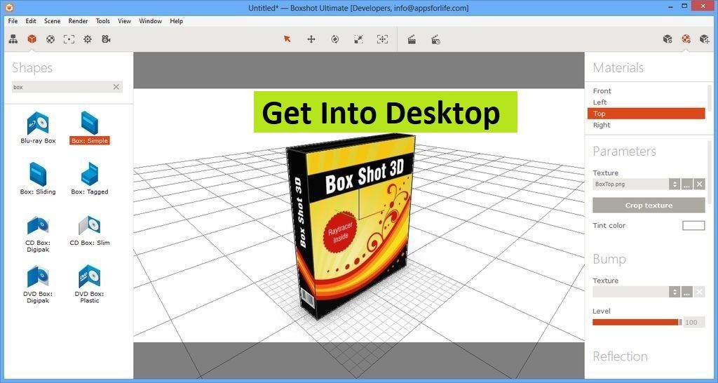 Boxshot 4 Ultimate Free Download - Get Into PC