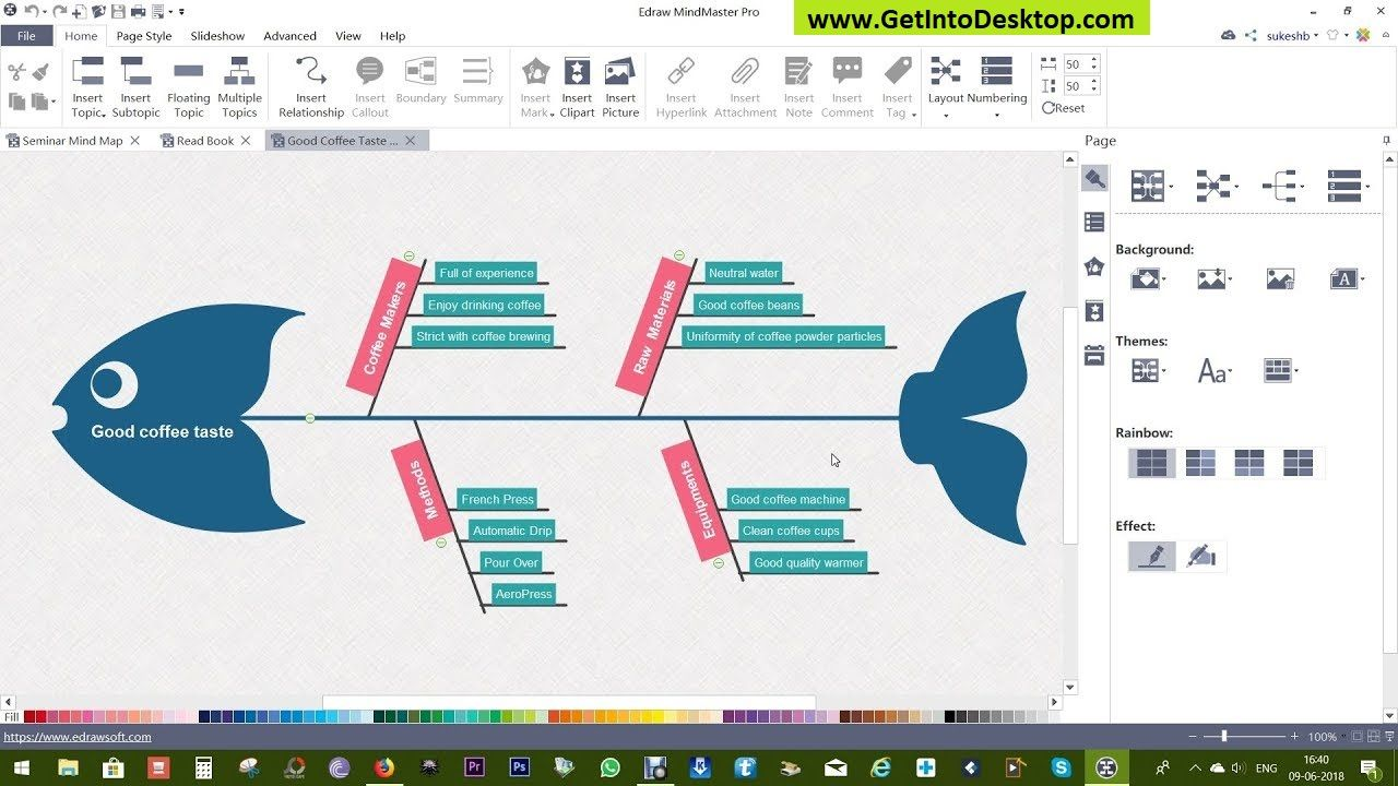 Mind Map For Mac Free Download