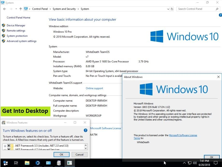 free download windows 10 operating system 64 bit