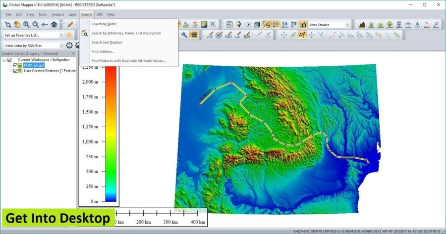 Global Mapper 20 0 Free Download - Get Into PC