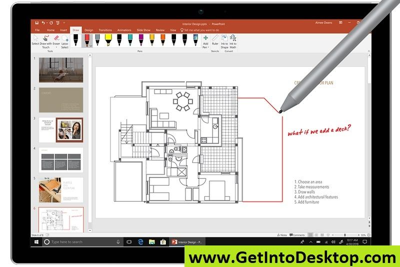 Microsoft Office 2019 Build 16 0 Free Download - Get Into PC