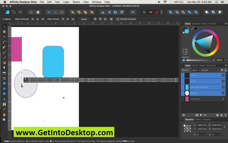 Affinity Designer 1 7 for Mac Free Download - Get Into PC