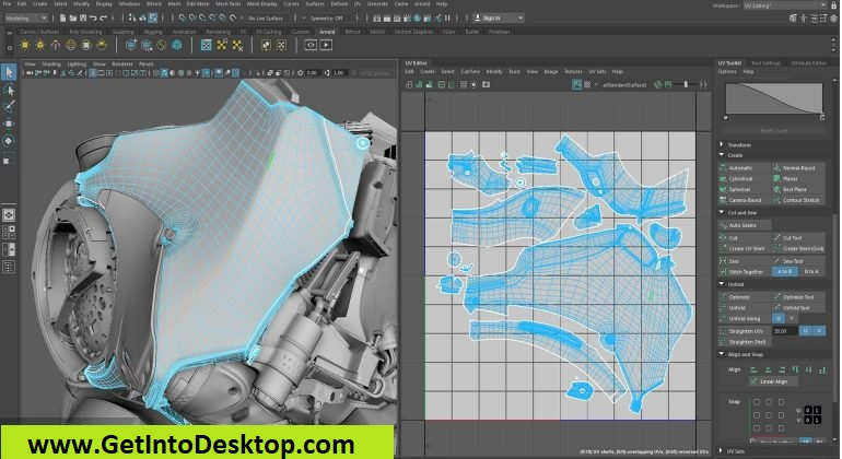 Autodesk Maya 2019 Free Download - Get Into PC