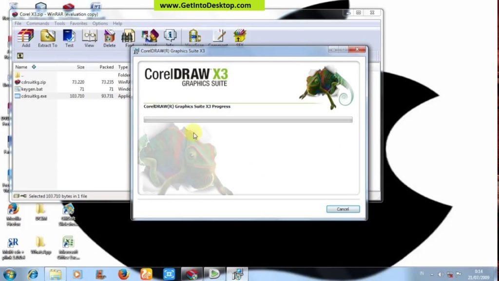 corel draw x3 full version free get into pc