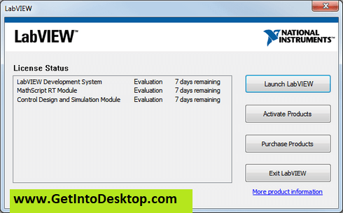 NI LabView 2018 with Application Builder for Mac Free Download - Get