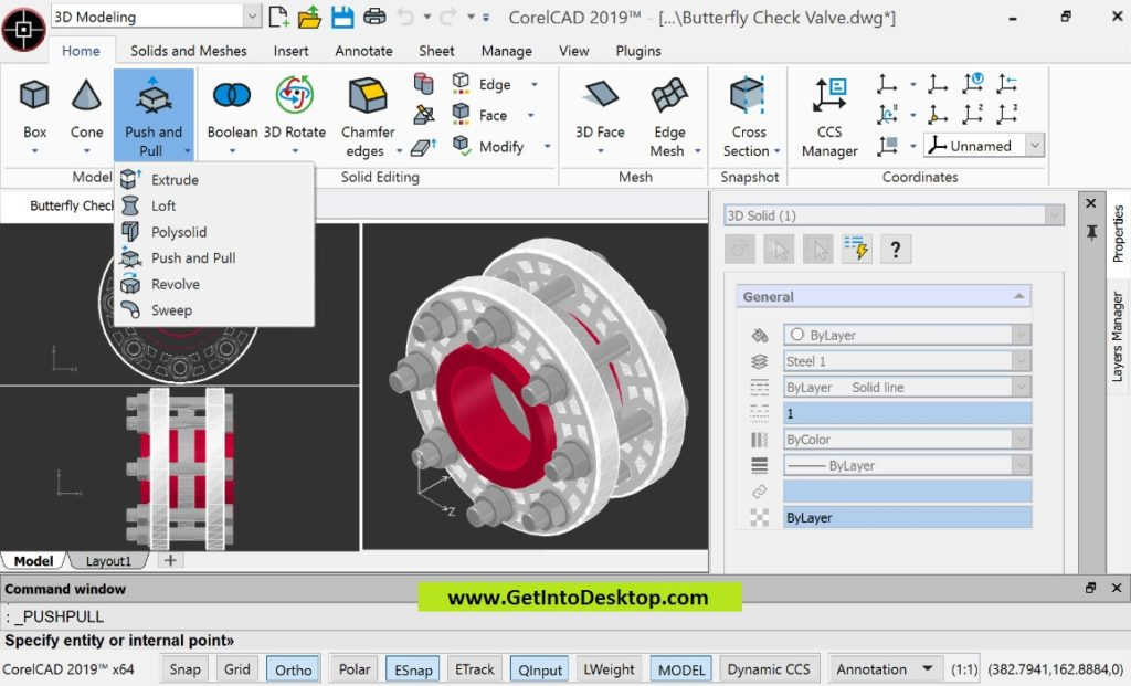 CorelCAD 2019 for Mac OS Free Download - Get Into PC
