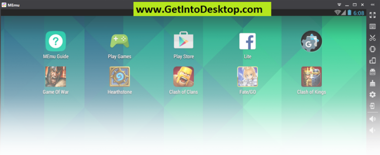 MEmu Android Emulator 6 0 8 1 Free Download - Get Into PC