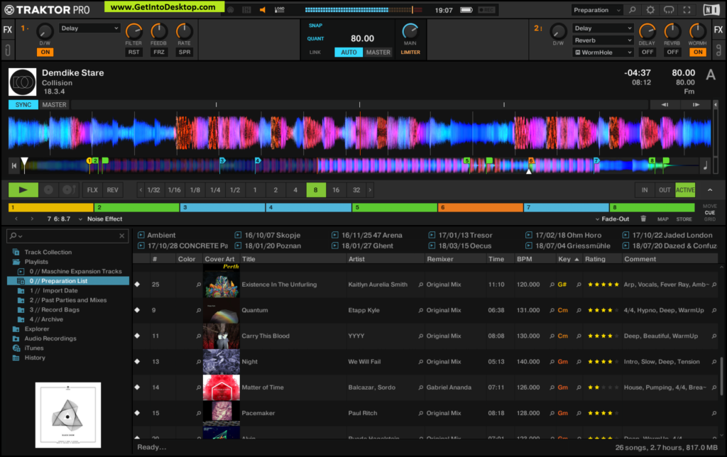 Traktor Pro 3 1 1 Free Download - Get Into PC