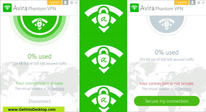 avira phantom vpn free