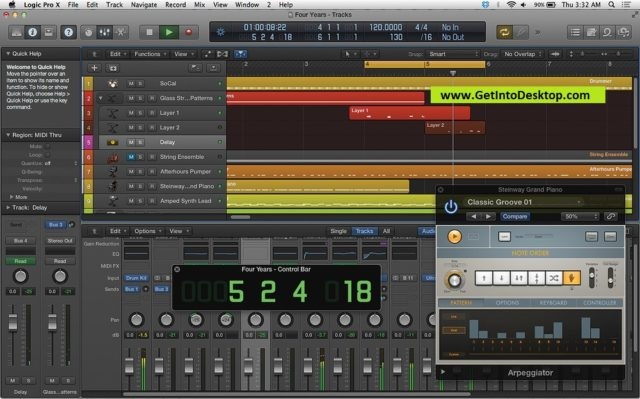 Download logic pro for mac