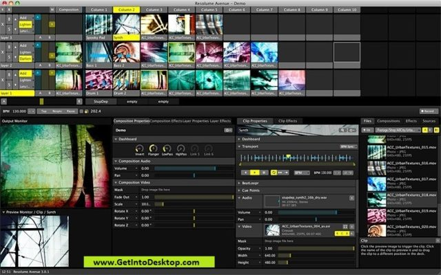 Resolume Arena 6 for Mac Free Download - Get Into PC