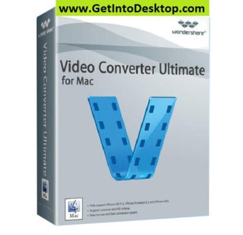 Wondershare Video Converter Ultimate for Mac Free Download