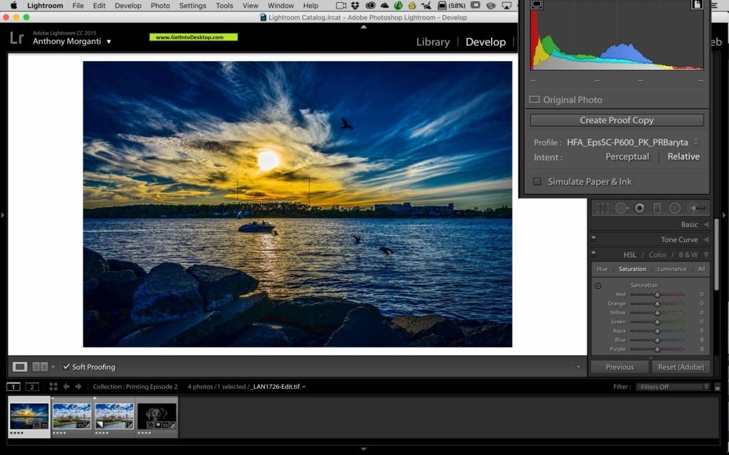 Adobe Photoshop Lightroom CC 2 3 for Mac OS Free Download