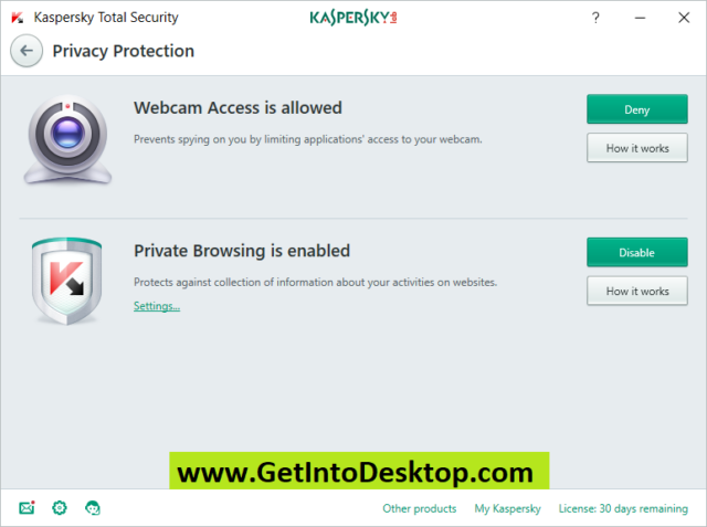 Kaspersky Total Security 19 0 0 1088 Free Download - Get Into PC