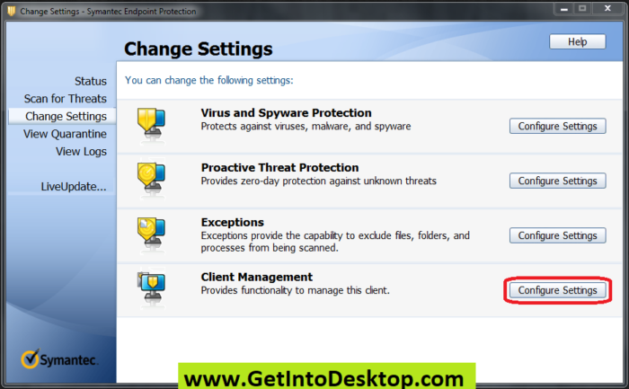 symantec endpoint recovery tool download